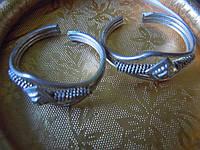 Кольца серебро на пальцы ног