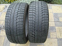 БУ резина зимняя R17 225/45 Michelin X-Ice, пара 2шт.