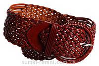 Высококачественный плетеный пояс для женщин