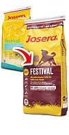 Сухой корм  для привередливых собак Josera Festival 15кг