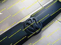 Зимняя защита радиатора,утеплитель на Volkswagen T5 2010- (Фольксваген T5 2010- )