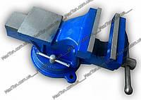 Тиски слесарные  стальные 125 мм