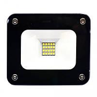 LED прожектор cветодиодный Lin10w 6000K IP65B