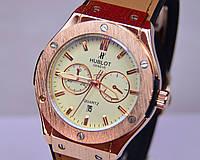 Мужские наручные часы HUBLOT Big Bang Gold копия