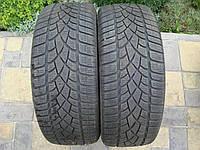 БУ резина зимняя R17 235/55 Dunlop Winter Sport 3D, пара 2шт.