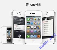 APPLE iPhone 4S 8Gb +NEVERLOCK ORIGINAL+ ПОДАРКИ!