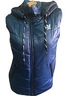 Женская жилетка( выбор цвета), фото 1