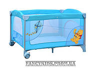 Детский манеж Winnie the Pooh A 03-8