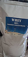 Whey Protein Concentrate 80% (Сывороточный протеин 3000 грамм) Шоколад, Малина