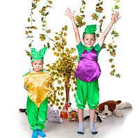 Детский карнавальный костюм Баклажан, фото 1