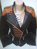Куртка косуха эко-кожа-АКЦИЯ