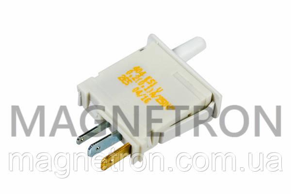 Выключатель света кнопочный (одинарный_3C) для холодильников Bosch 609959, фото 2