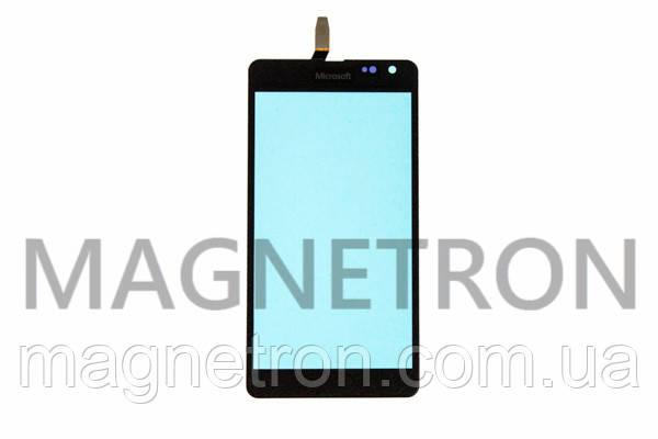 Сенсорный экран (тачскрин) для мобильных телефонов Nokia Lumia 535 Dual Sim, фото 2