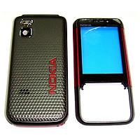 Корпус Nokia 5610 Black/Red high copy