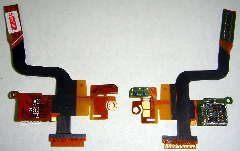 Шлейф Sony Ericsson Z555 with camera connector