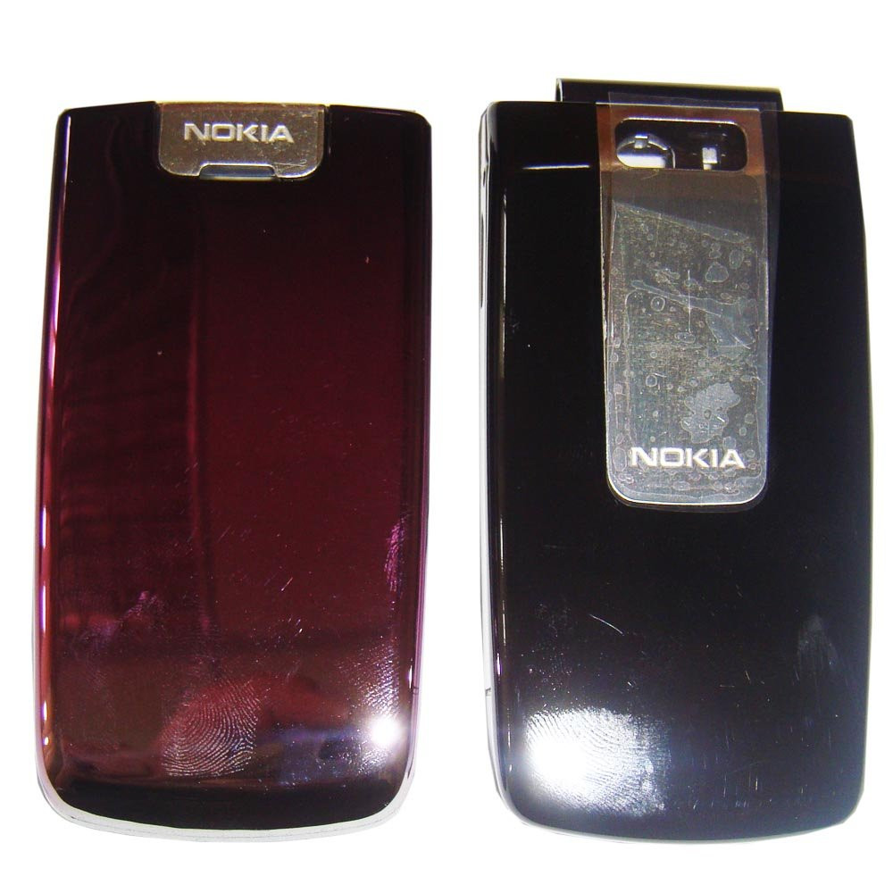 Корпус Nokia 6600 fold Purple high copy