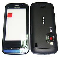 Корпус Nokia C6-00 Black full high copy