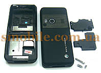Корпус Sony Ericsson K530 Black high copy