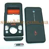 Корпус Sony Ericsson W580 Black high copy