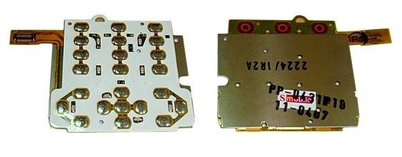 Клавиатурный модуль Sony Ericsson K550/W610