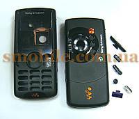 Корпус Sony Ericsson W810 Black high copy