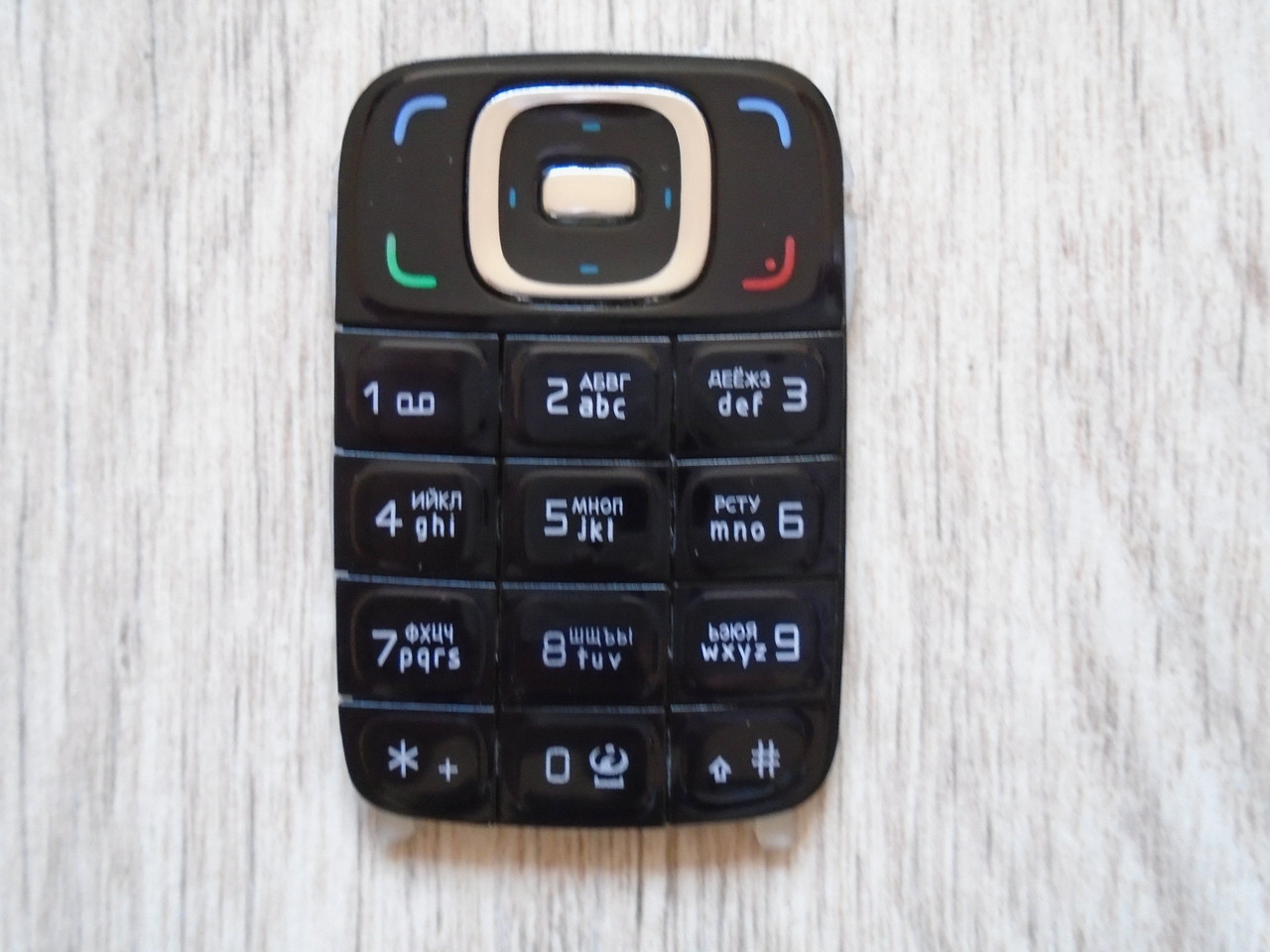 Клавиатура Nokia 6131 Black high copy