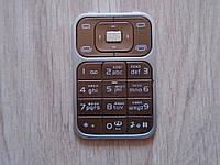 Клавиатура Nokia 7390 Brown high copy