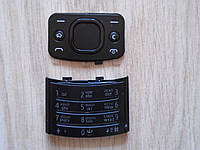 Клавиатура Nokia 6700 sl Black high copy