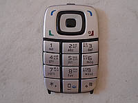 Клавиатура Nokia 6101 Silver high copy