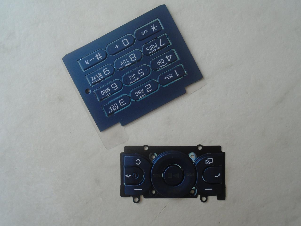 Клавиатура Sony Ericsson W595 high copy