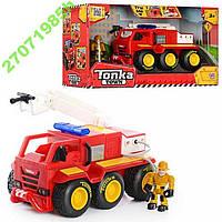 Пожарная машина HTI Tonka Town,19 см