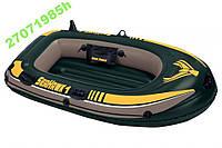Надувная лодка intex seahawk 1 ,1-местная