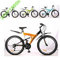 Спортивный велосипед Profi  26 дюймов