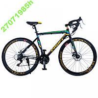 Шоссейный спортивный велосипед ROAD.28 дюймов
