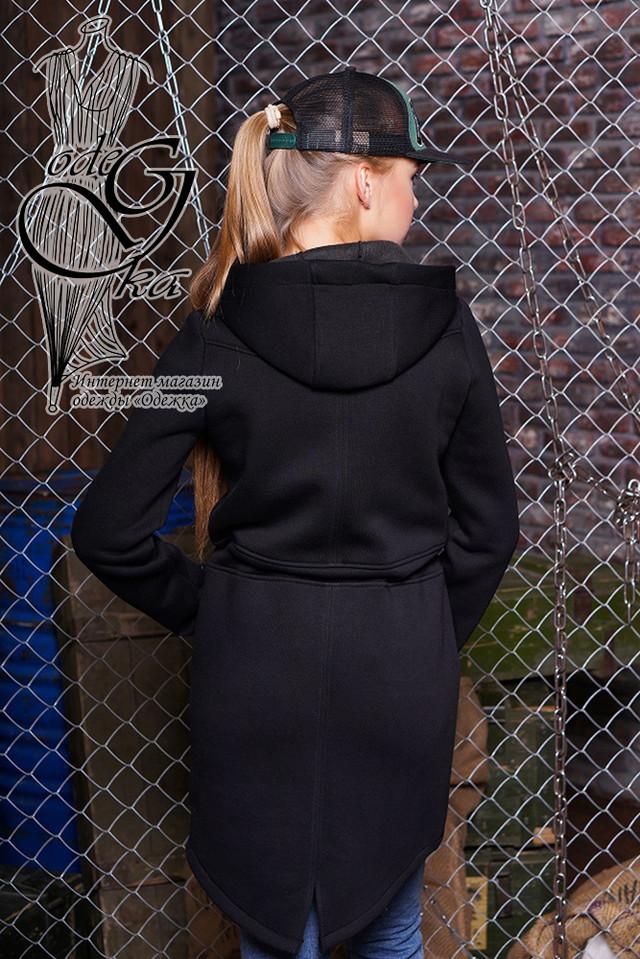 Фото-1 Женского кардигана на молнии Веста-6