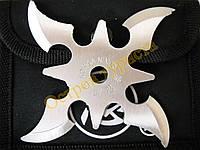 Метательная звезда сюрикен 4