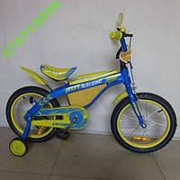 Детский велосипед PROFI UKRAINE 16 дюймов