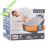 Удобная надувная односпальная кровать