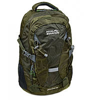 Рюкзак Туристический нейлон Royal Mountain 8462 green, рюкзак для охоты и рыбалки