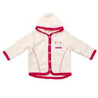 Кофта теплая для девочки Minikin 1475 (красный)