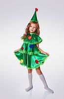 Карнавальный костюм для девочки «Новогодняя елочка»