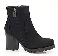 Женские ботинки ALNITAK black, фото 1