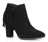 Женские ботинки Alniyat black, фото 1