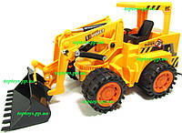 Трактор на дистанционном управлении детский игрушка, длина 25 см