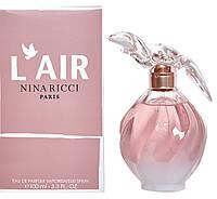 Женская парфюмерная вода Nina Ricci L`Air (Нина Риччи Эль Аир)