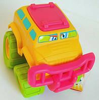 Красочный мини грузовик для малышей (каталка)