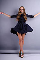 Эра. Нарядное платье. Синий., фото 1