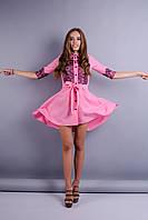 Эра. Нарядное платье. Розовый., фото 1