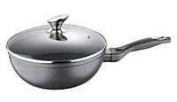 Сковорода Wok с гранитным покрытием Blaumann BL 1548N