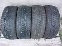 БУ резина зимняя R16 205/55 Sava eskimo HP, комплект 4шт.